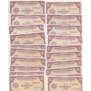 Philippines 10 centavos 1949 (20 pcs)