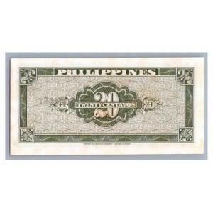 Philippines 20 centavos 1949