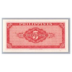 Philippines 5 centavos 1949