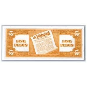 Philippines 5 pesos 1949