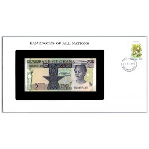 Ghana 2 cedis 1982