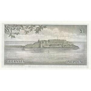 Guersney 1 pound 1969-75