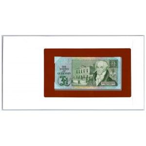 Guernsey 1 pound 1980-89
