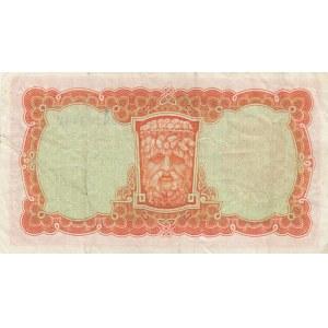 Ireland 10 shillings 1957