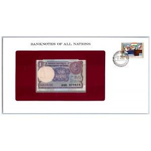 India 1 rupee 1983-1994