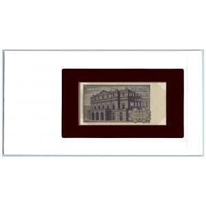 Italy 1000 lire 1980