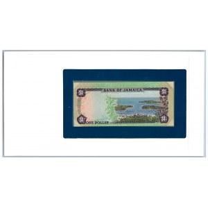 Jamaica 1 dollar 1976