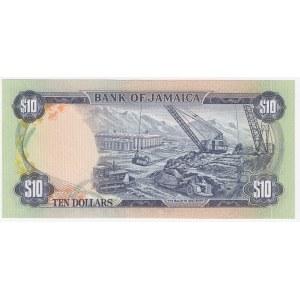 Jamaica 10 dollars 1976