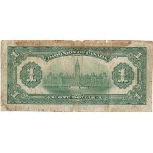 Canada 1 dollar 1917