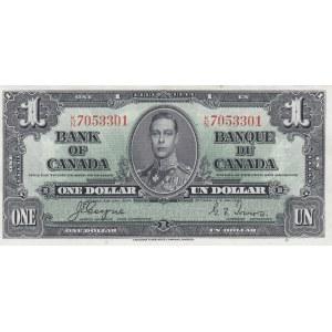 Canada 1 dollar 1937