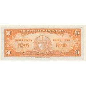 Cuba 50 pesos 1960