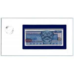 Mexico 50 pesos 1973