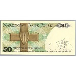 Poland 50 zlotych 1988