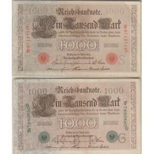 Germany 1000 marka 1910 (32)