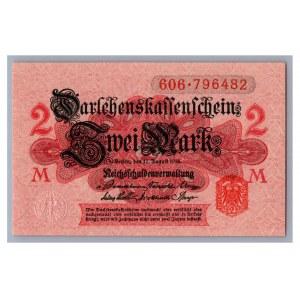 Germany 2 mark 1914