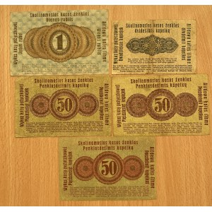 Germany - Posen paper money (5)