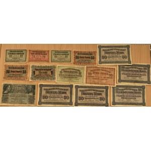 Germany - Posen, Kowno (Kaunas) paper money (14)