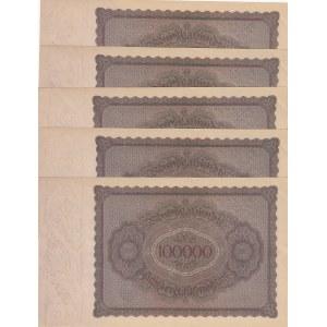 Germany 100 000 mark 1923 (5)
