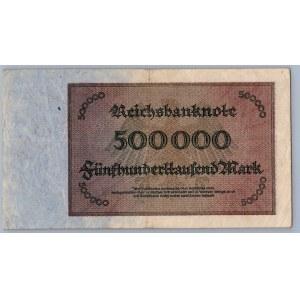 Germany 500 000 mark 1923