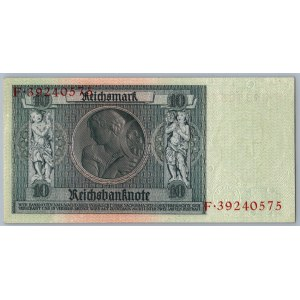 Germany 10 reichsmark 1924