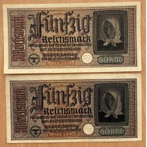 Germany 50 reichsmark 1940-45 (2)