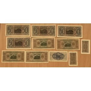 Germany paper money 1940-1945 (11)