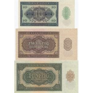 Germany 50 pfennig- 1000 mark 1948 (9)