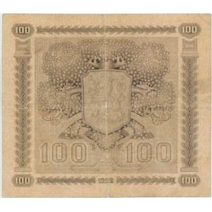 Finland 100 markkaa 1922 Litt A.