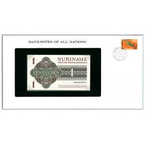 Suriname 1 gulden 1984