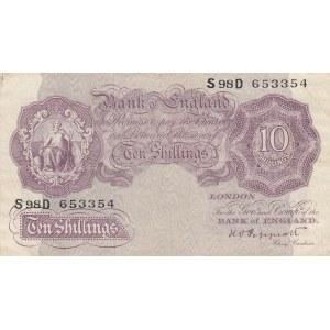 Great Britain 10 shillings 1940-48