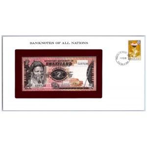 Swaziland 2 emalangeni 1974
