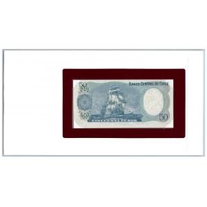 Chile 50 pesos 1981