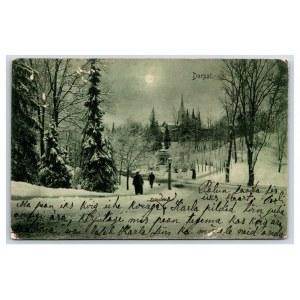 Postcard Estonia Dorpat (Tartu)