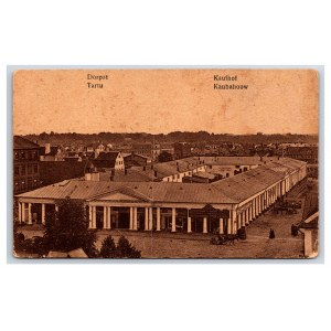 Postcard Estonia Dorpat (Tartu) Kaufhof