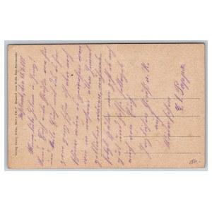Postcard Estonia Dorpat (Tartu) Pushkin Gymansium
