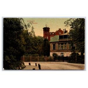 Postcard Estonia Dorpat (Tartu) Wall Trenches