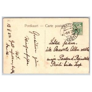Postcard Estonia Dorpat (Tartu) Viliensis
