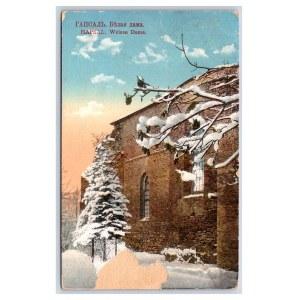 Postcard Estonia Haapsalu Haapsalu White Lady