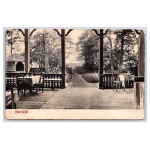 Postcard Estonia Mereküla