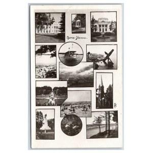Postcard Estonia Narva-Jõesuu