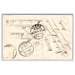 Postcard Estonia Valga