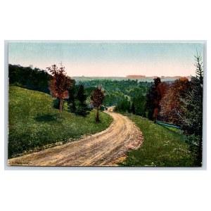 Postcard Estonia, Estonian landscape