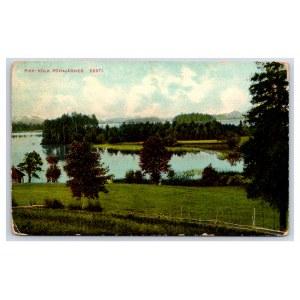 Postcard Estonia, Pühajärve Pikk-Kolk