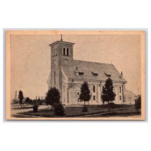 Postcard Estonia, Tapa Jacob's church