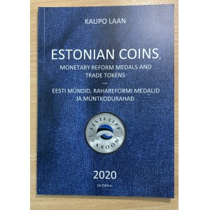 Kaupo Laan, Estonian coins, monetary reform medals and trade tokens, 2020