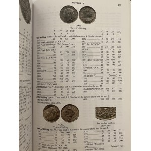 Spink, Coins of England & The United Kingdom. 2007