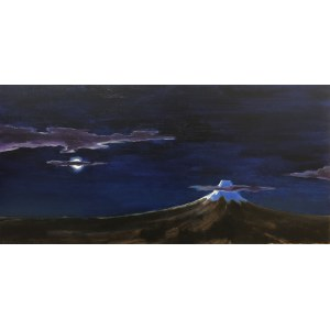 Łukasz Dymiński (ur.1992 ), Fuji, 2019