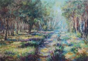Wojciech Adam Witkowski (ur. 1971), Droga w lesie