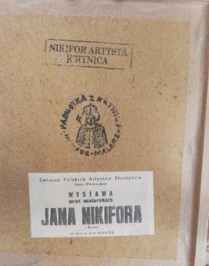 Nikifor Krynicki(1895-1968),MIASTOPAMIATKANASYCZMILOW