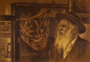 Jerzy Rymar,Żyd tułacz